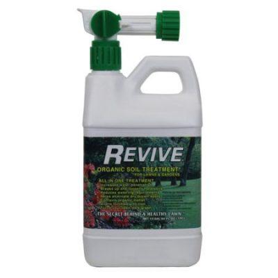 Walmart – Revive Ready to Spray Organic Soil Treatment, 1/2 gal Only $10.54 (Reg $21.12) + Free Store Pickup