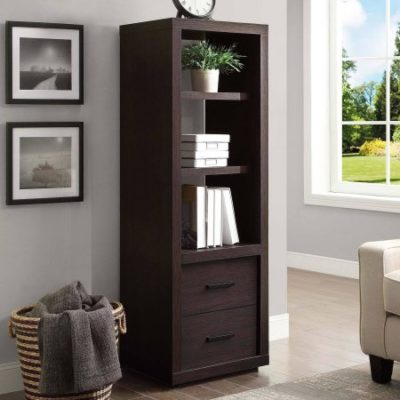 Walmart – Better Homes and Garden Steele Audio/Video Tower, Espresso Finish Only $79.00 (Reg $104.00) + Free Shipping
