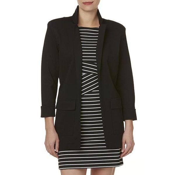 Sears – Simply Styled Women's Boyfriend Blazer Only $19.99 (Reg $27.99) + Free Store Pickup