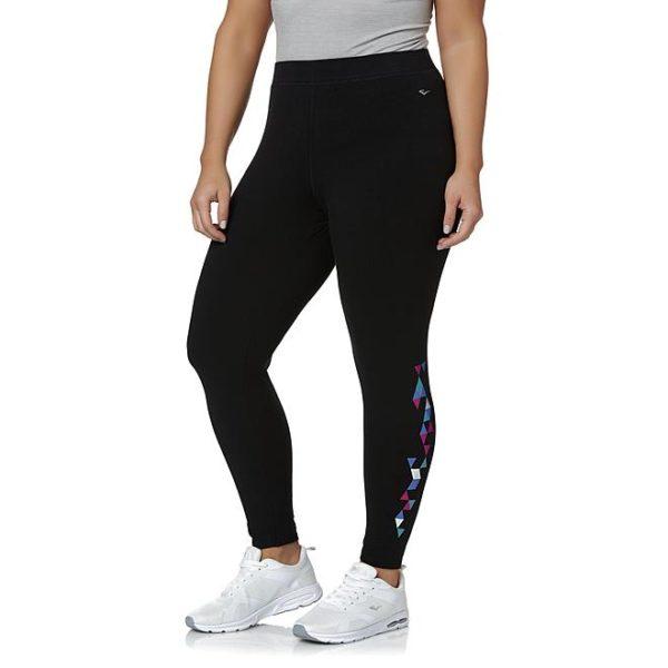 Sears – Everlast® Women's Plus Athletic Leggings – Geometric Only $14.00 Through 08/19/17 (Reg $28.00) + Free Store Pickup