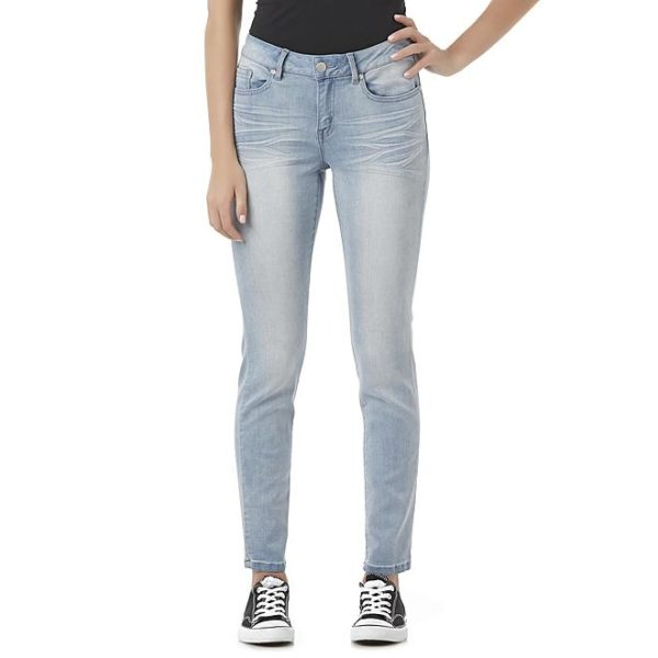 Sears – R1893 Women's Straight Leg Jeans Only Through 08/26/17 (MORE COLORS) $14.99 (Reg $39.00) + Free Store Pickup