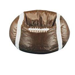 Kmart – Bean Bag Factory Brown Football Bean Bag Chair Cover Only $16.00 (Reg $19.99) + Free Store Pickup