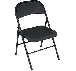 Sears – Cosco Home and Office Products 4-Pack All Steel Black Folding Chair Only $57.82 (Reg $76.99) + Free Shipping