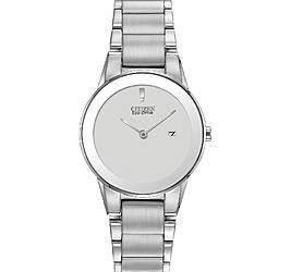Sears – Citizen Ladies Stainless Steel Axiom Watch Only $125.00 (Reg $250.00) + Free Shipping