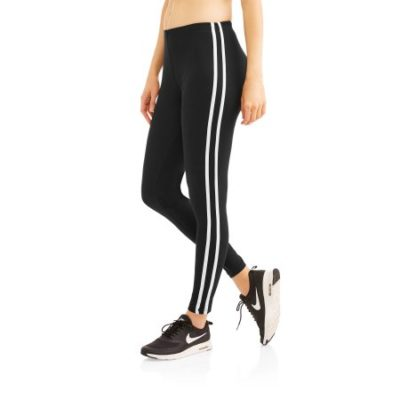 Walmart – H+H Women's Athleisure Lounge Leggings With Athletic Side Stripe Only $5.00 (Reg $6.96) + Free Store Pickup