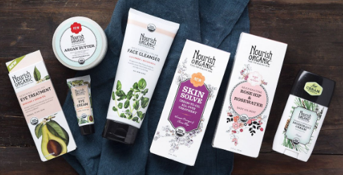 Free Nourish Organic Face Cleanser
