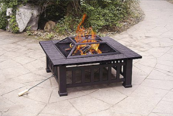 Walmart – Axxonn 32″ Alhambra Fire Pit with Cover Only $33.37 (Reg $85.63) + Free Store Pickup!