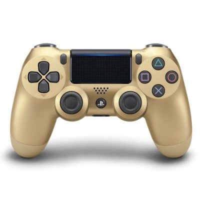 Walmart – Sony DualShock 4 Controller for PlayStation 4, Gold Only $39.00 (Reg $59.96) + Free Shipping