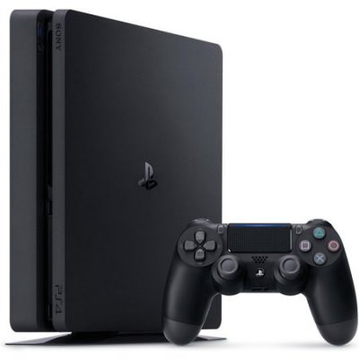 Walmart – Playstation 4 PS4 1TB Slim Gaming System Only $199.00 (Reg $299.00) + Free Shipping