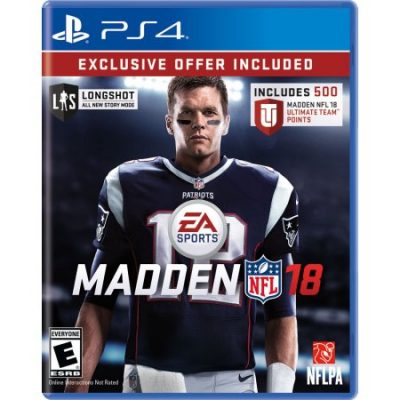 Walmart – Madden NFL18 Limited Edition (PS4) Only $39.82 (Reg $59.99) + Free Shipping