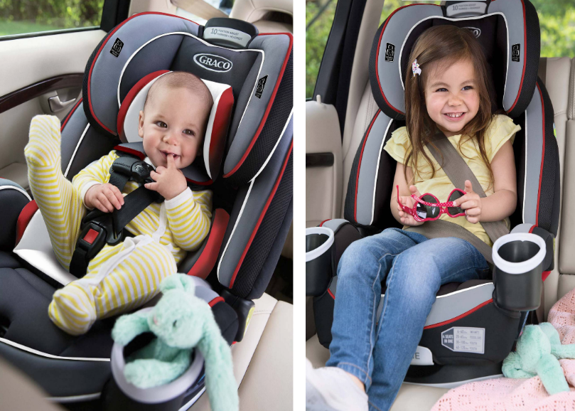Graco 4Ever All-in-1 Convertible Car Seat Only $189.00 Shipped!