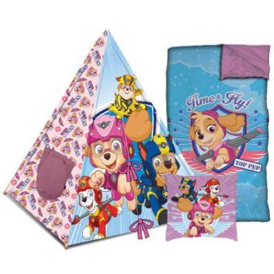 Walmart – Nickelodeon Teepee Nap Mat Set Paw Patrol Girl Only $19.99 (Reg $24.88) + Free Store Pickup