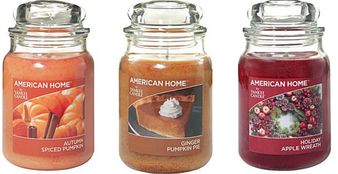 Yankee Candle Small Classic Jar Candles Only $3, Reg $11 (Today Only) In-Store Only