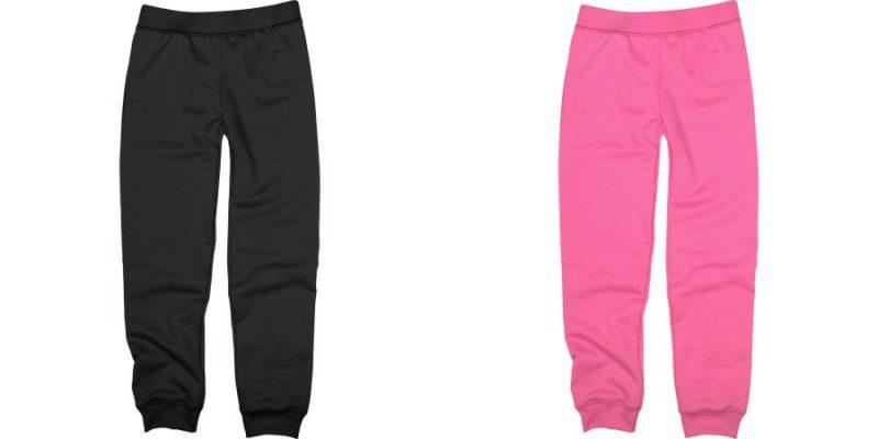 Walmart – Hanes Girls' Fleece Jogger Pants Only $3.50 (Reg $5.47) + Free Store Pickup