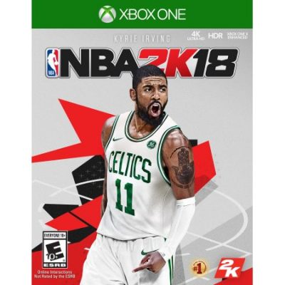 Walmart – NBA 2K18 (XBOX ONE) Only $39.94 (Reg $59.99) + Free 2-Day Shipping