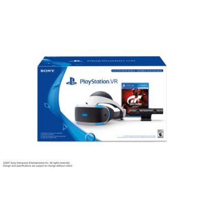 Walmart – Sony PlayStation VR with Gran Turismo Sport and Camera (PlayStation VR) Only $199.00 (Reg $399.00) + Free 2-Day Shipping
