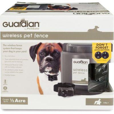 Walmart – Guardian by PetSafe Wireless Fence Only $216.65 (Reg $229.98) + Free 2-Day Shipping