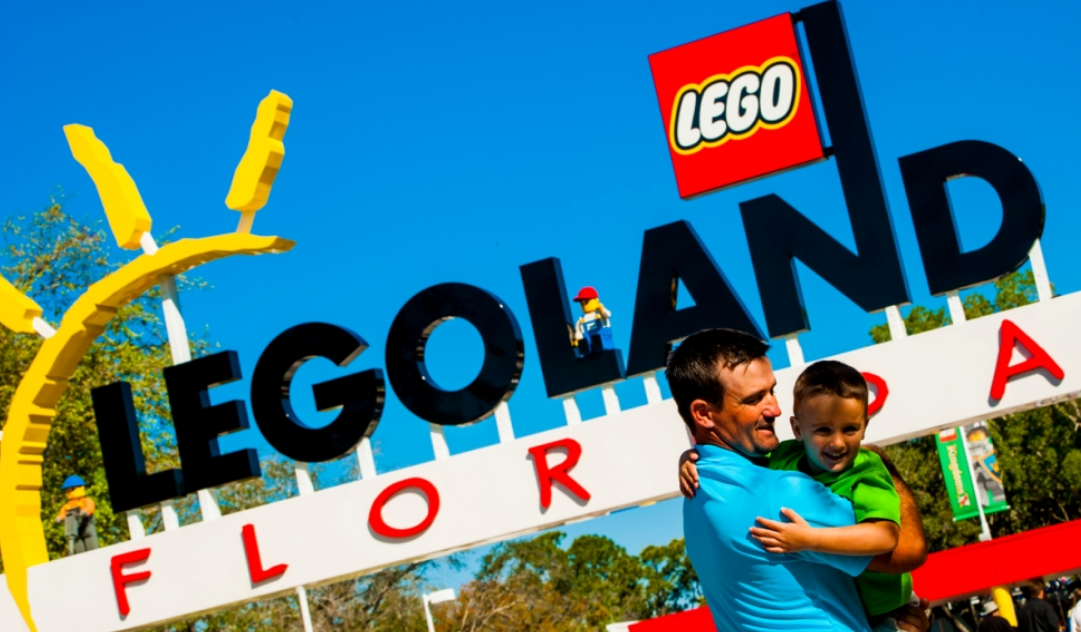 LEGOLAND – FREE Child's Ticket with Adult Ticket Purchase