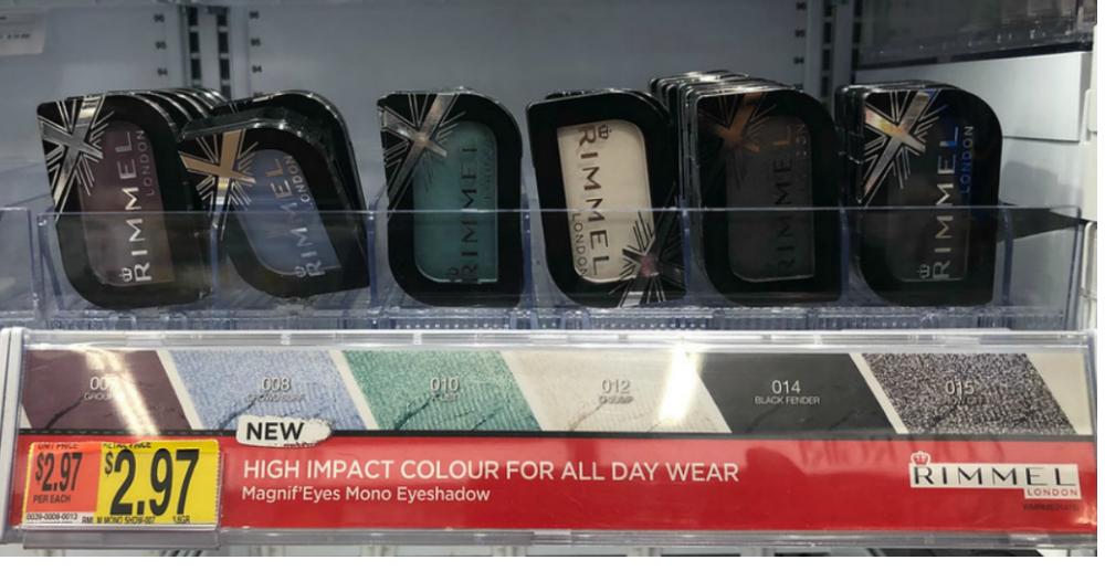 $3/1 Rimmel Eye ProductCoupon = FREE Makeup At Walmart!