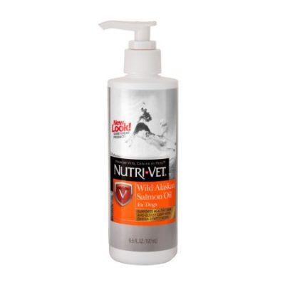 Walmart – Nutri-Vet Wild Alaskan Salmon Oil 6.5oz Only $10.99 (Reg $18.49) + Free Store Pickup