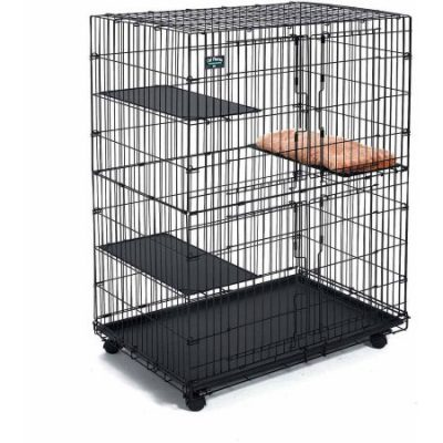 Walmart – Midwest Collapsible Cat Playpen Only $98.00 (Reg $127.41) + Free Shipping