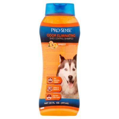 Walmart – Pro-Sense Odor Eliminating Shed Control Shampoo, Apricot Scented, 20 fl oz Only $3.97 (Reg $4.92) + Free Store Pickup