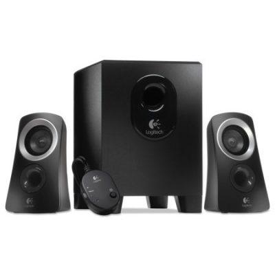 Walmart – Logitech Z313 Multimedia Speaker System Only $32.99 (Reg $34.93) + Free Store Pickup