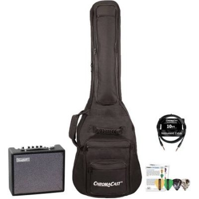 Walmart – Sawtooth 10-Watt Electric Guitar Amp with ChromaCast Accessories Only $53.49 (Reg $58.34) + Free 2-Day Shipping