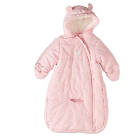 Carters Baby Girls Light Pink Pram
