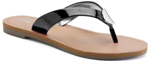 Kohl's.com – Apt. 9 Womens Sandals Only $8.49 (Regularly $25)