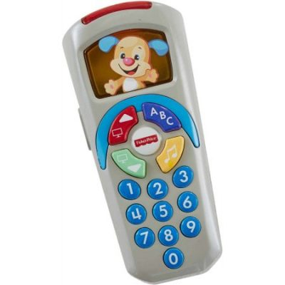 Walmart – Fisher-Price Laugh & Learn Puppy's Remote Only $7.88 (Reg $14.99) + Free Store Pickup