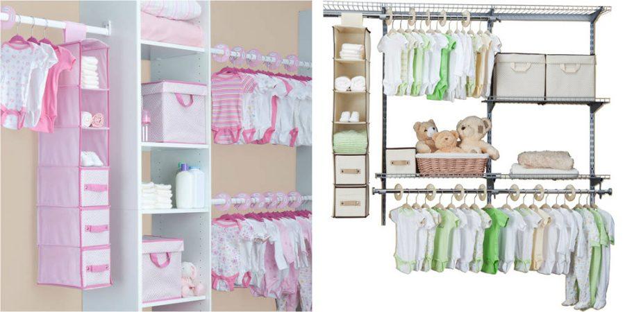 Walmart – Delta Children 48-Piece Nursery Storage Set Only $20.99 (Reg $24.99) + Free Store Pickup