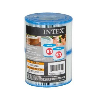 Walmart – Intex PureSpa Filter Cartridge S1 Twin Pack Only $3.99 (Reg $8.20) + Free Store Pickup