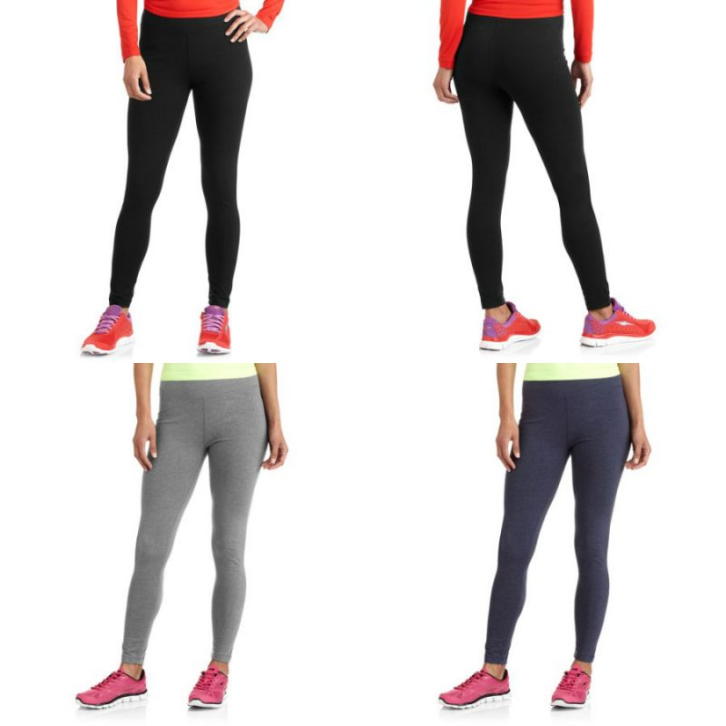 Walmart – Danskin Now Women's Dri-More Core Leggings Only $9.00 (Reg $10.96) + Free Store Pickup