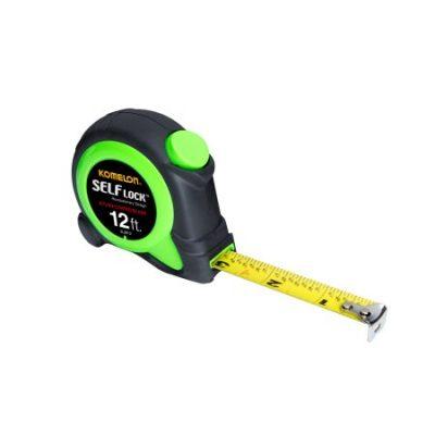 Walmart – Komelon WSL2812 12ft Self-Lock Tape Measure Only $3.77 (Reg $4.30) + Free Store Pickup
