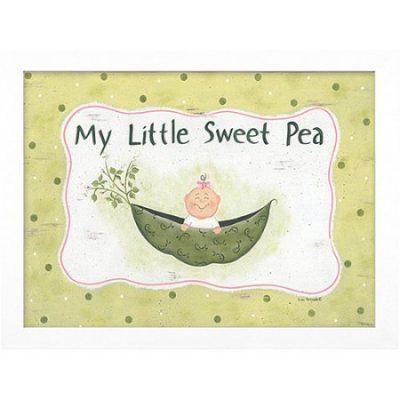 Walmart – Timeless Frames My Little Sweet Pea Framed Art, 16×12 Only $9.62 (Reg $29.99) + Free Store Pickup