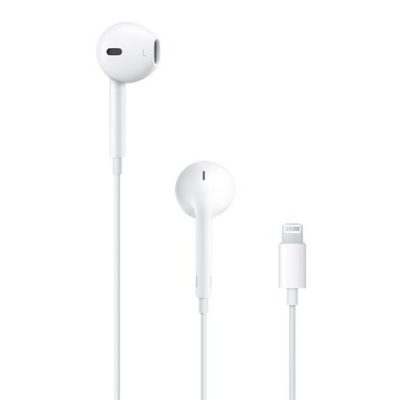 Walmart – Apple EarPods with Lightning Connector Only $23.00 (Reg $27.00) + Free Store Pickup