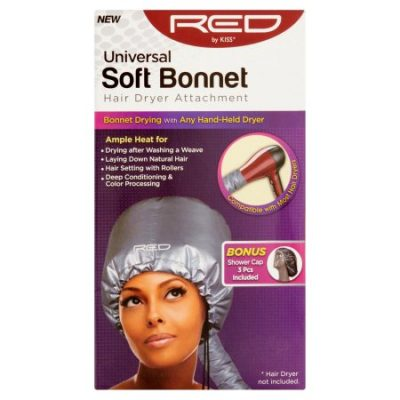 Walmart – Red by Kiss Universal Soft Bonnet Hair Dryer Attachment Only $6.31 (Reg $7.89) + Free Store Pickup