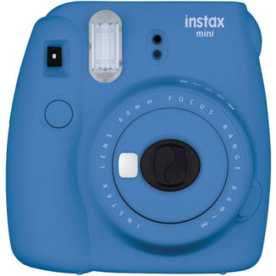 Walmart – Fujifilm Instax Mini 9 In Multiple Colors Only $59.99 (Reg $69.99) + Free 2-Day Shipping