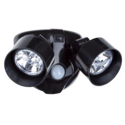 Walmart – Dual Head Motion Sensor LED Wireless Outdoor Security Light Only $10.79 (Reg $15.15) + Free Store Pickup