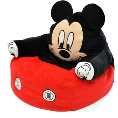 Walmart – Mickey Mouse Character Figural Toddler Bean Chair Only $15.10 (Reg $19.99) + Free Store Pickup