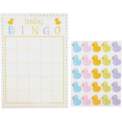Walmart – Way To Celebrate! Bingo Game with Stickers 10 pc Pack Only $2.61 (Reg $2.97) + Free Store Pickup