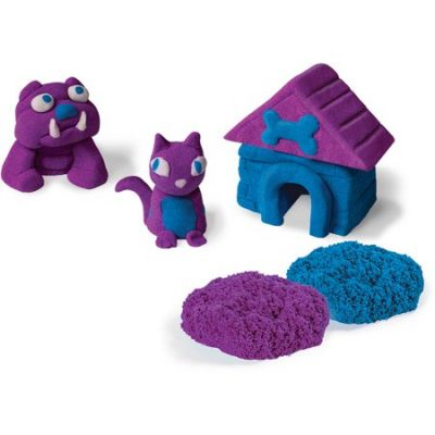 Walmart – Kinetic Sand Build 1lb Color Pack, Purple and Blue Only $8.67 (Reg $9.97) + Free Store Pickup