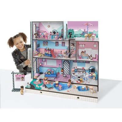Walmart – L.O.L. Surprise House with 85+ Surprises Only $189.00 (Reg $199.99) + Free 2-Day Shipping