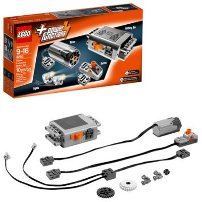 Walmart – LEGO Technic Power Functions Motor Set Only $16.99 (Reg $29.99) + Free Store Pickup