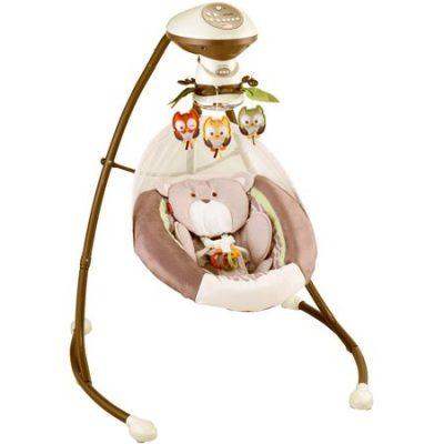 Walmart – Fisher-Price My Little Snugabear Cradle 'n Swing Only $119.99 (Reg $149.99) + Free Shipping