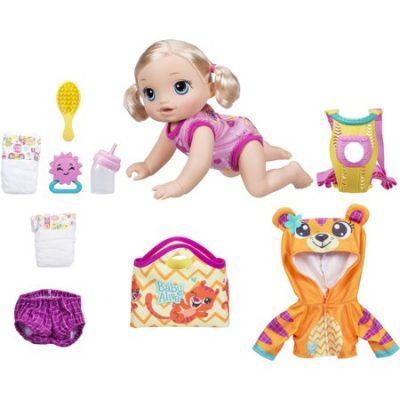 Walmart – Baby Alive Baby Go Bye Bye Only $29.97 (Reg $49.92) + Free Store Pickup