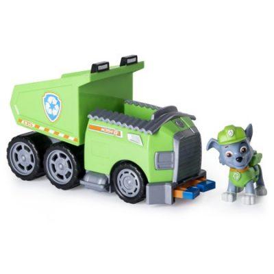 Walmart – Paw Patrol Rocky Recycle Dump Truck Vehicle Only $10.47 (Reg $12.97) + Free Store Pickup