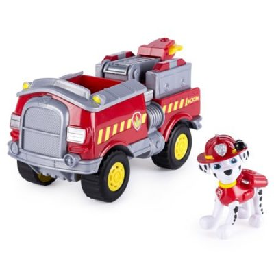 Walmart – Paw Patrol  Marshall's Forest Fire Truck Vehicle Only $10.47 (Reg $12.97) + Free Store Pickup