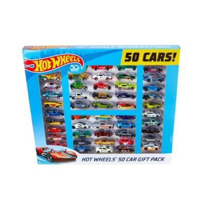 Walmart – Hot Wheels Ultimate 50-Car Collectors Gift Pack Set Only $25.00 (Reg $40.25) + Free Store Pickup